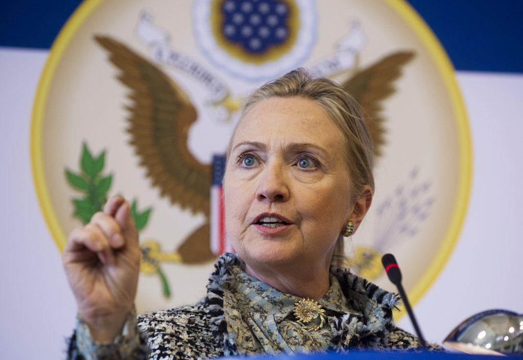 Клинтон заявила об угрозе срыва президентских выборов США со стороны России