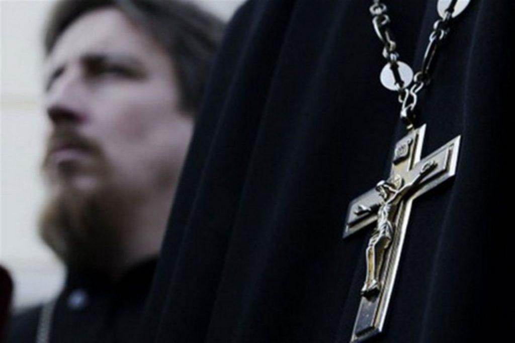Священик и секс 3 фотография