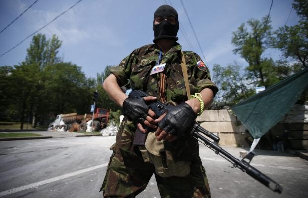 Колишній херсонський міліціонер бере активну участь у діяльності терористичної організації «ДНР»