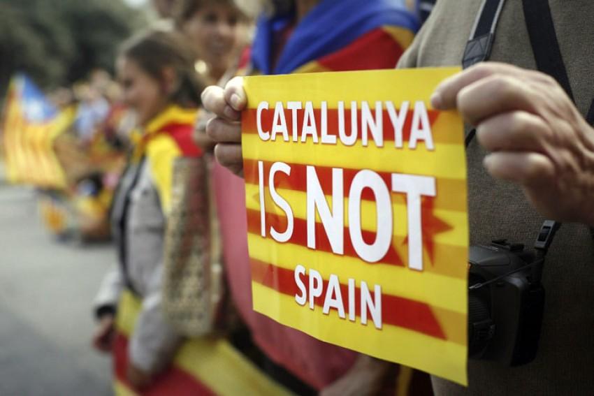Итоги кровавого референдума в Каталонии