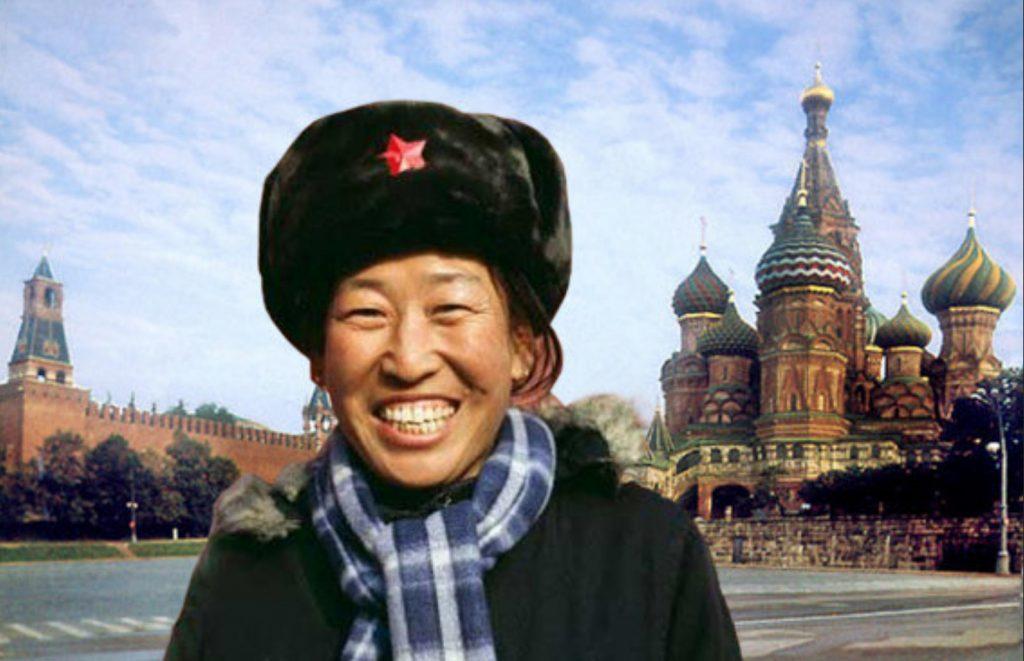 Почему китайцы гадят в Кремле.