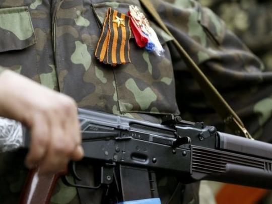 На оккупированном Донбассе минируют поля