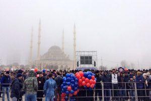 Bildergebnis für Грозненские студенты заявили о принуждении к шествию в День Конституции