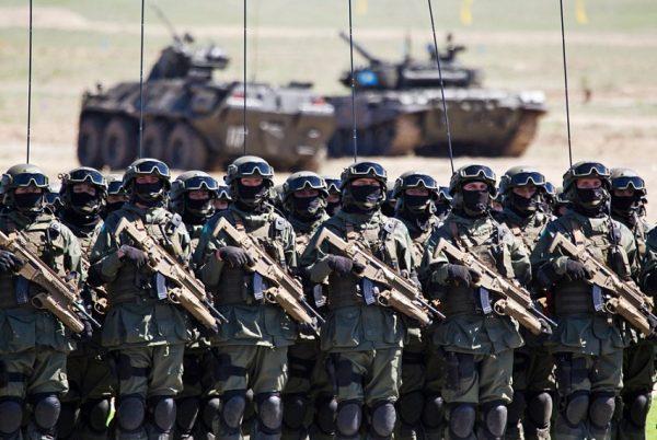 Армия Узбекистан