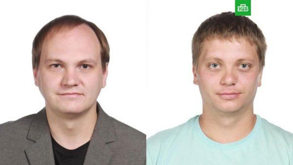 Алексей Петрушко и Иван Малышкин