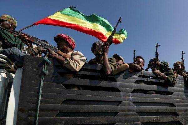 ЕС призывает к прекращению военных действий в Эфиопии